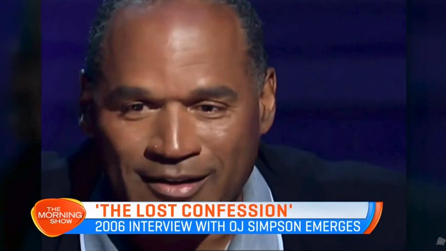 Body Language - OJ Simpson Confession