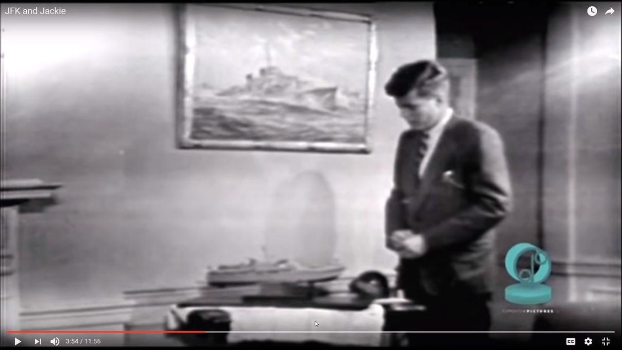 Body Language - John F. Kennedy