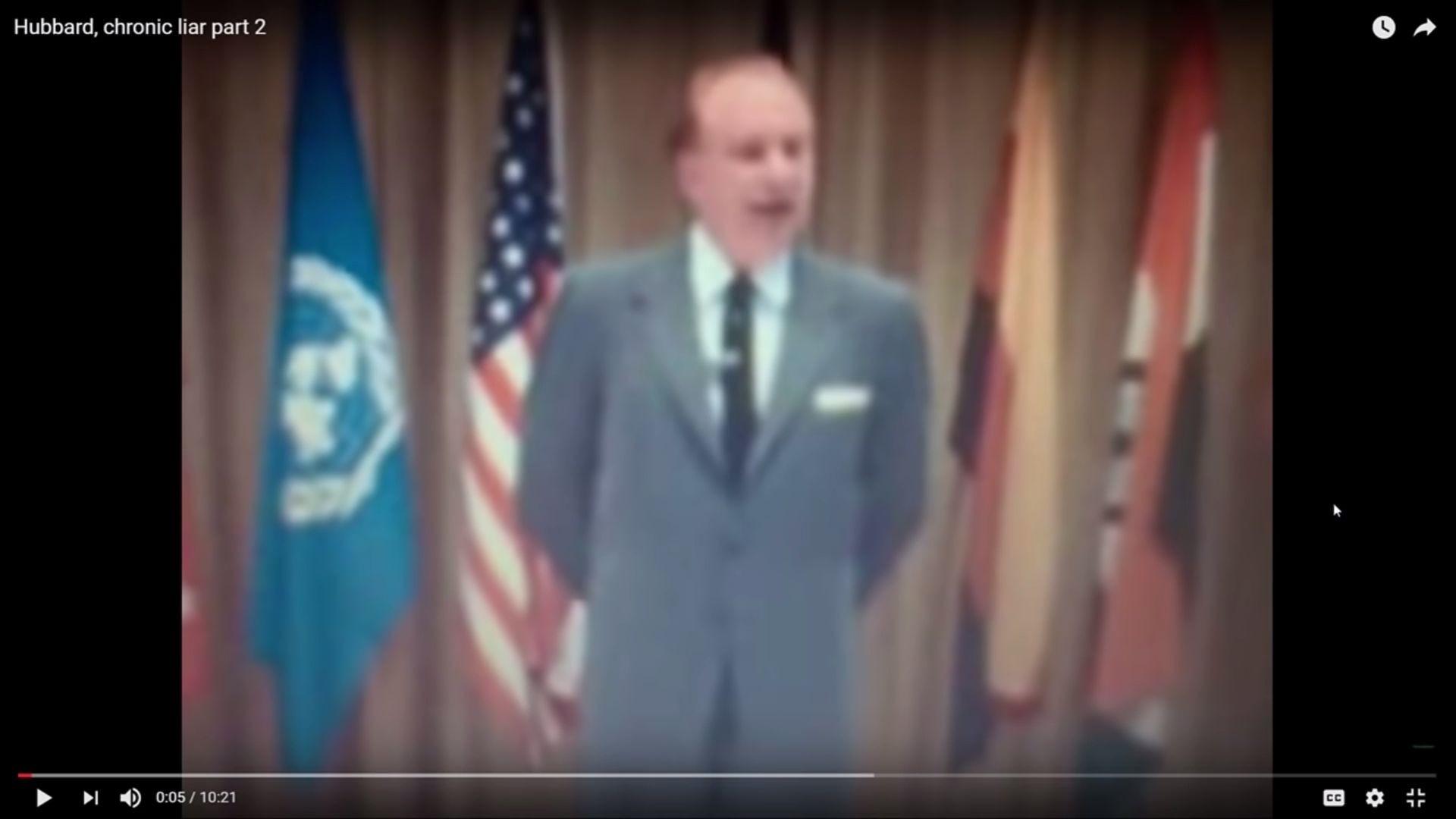Body Language - Scientology