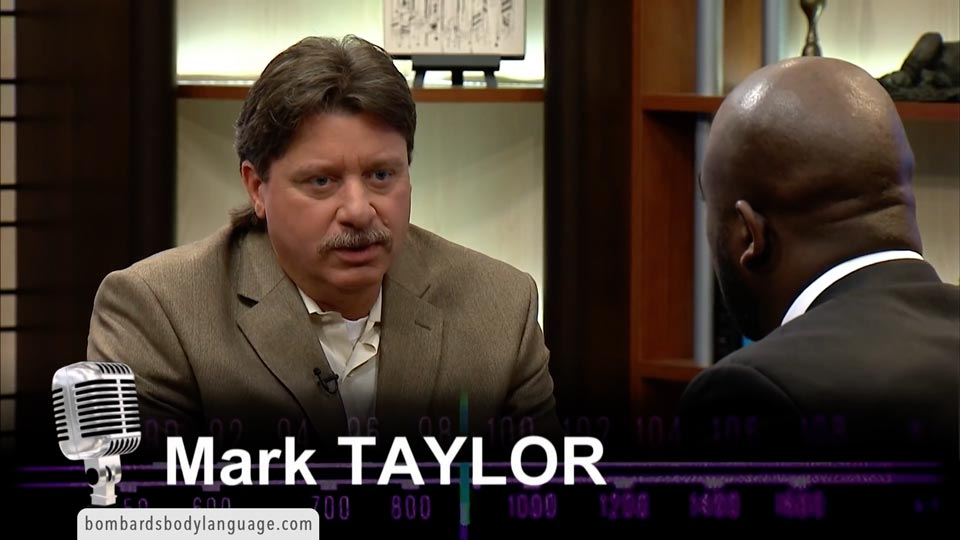 Body Language – The Donald Trump Prophecy of Mark Taylor