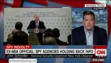 Body Language – Spy Agencies withholding Intelligence from Trump Administration