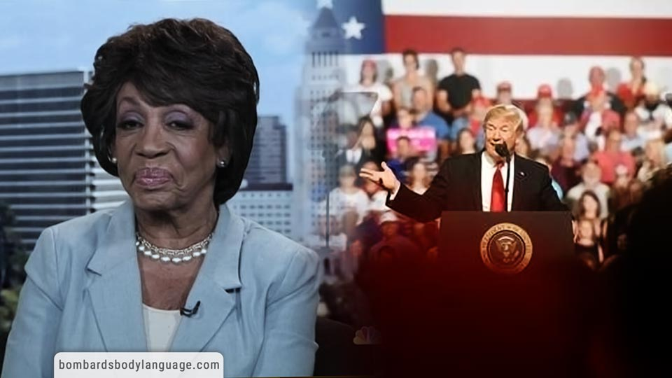Body Language – Maxine Waters Controversy