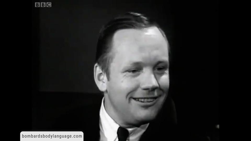 Body Language - Neil Armstrong Describing the Moon