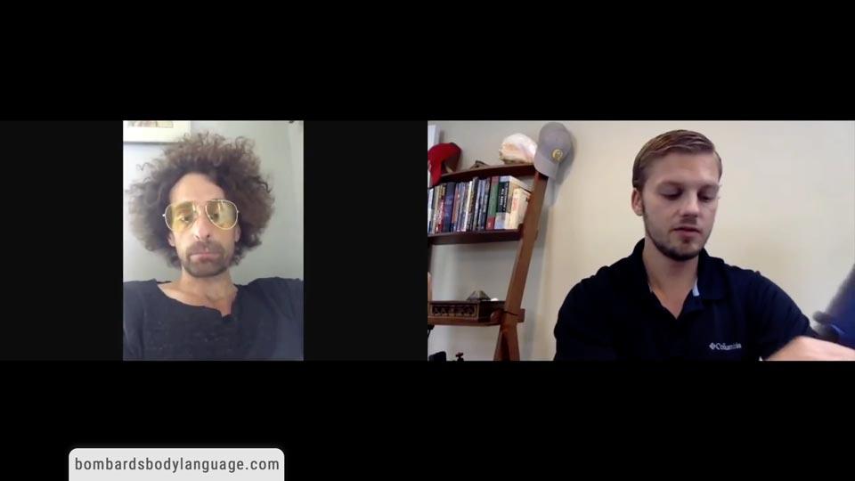 Body Language - Isaac Kappy