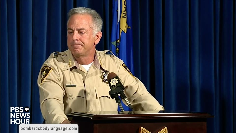 Las Vegas Sheriff On Closing Stephen Paddock Case