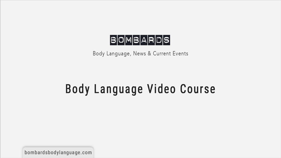 Body language Video Course