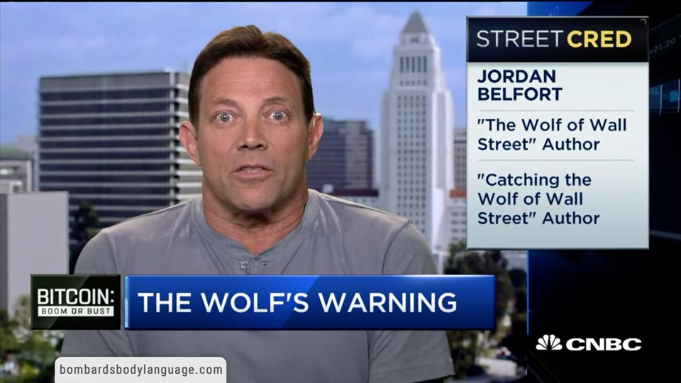 Body Language - Jordan Belfort, Is Bitcoin A Scam?