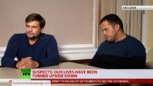 Body Language – Russian Assassins Salisbury England