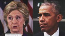 Body Language – Hillary Clinton & Barack Obama Concession Speech