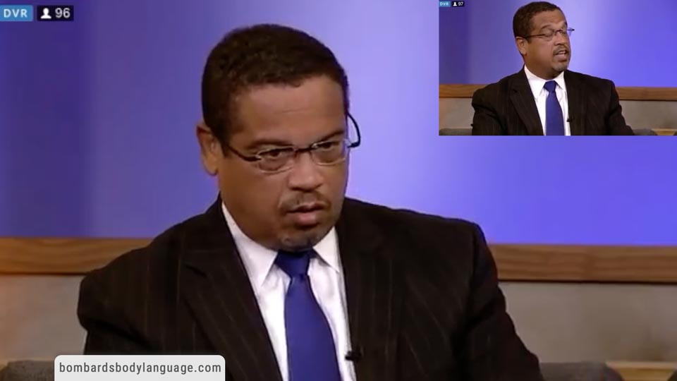 Body Language - Keith Ellison Abuse Claim