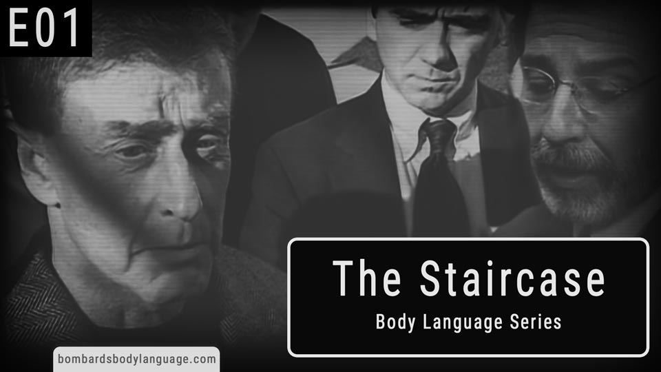 Body Language - The Staircase Series - Michael Peterson - E01
