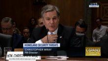 Body Language – FBI Kavanaugh Investigation & FISA Database FBI Director Wray Hearing