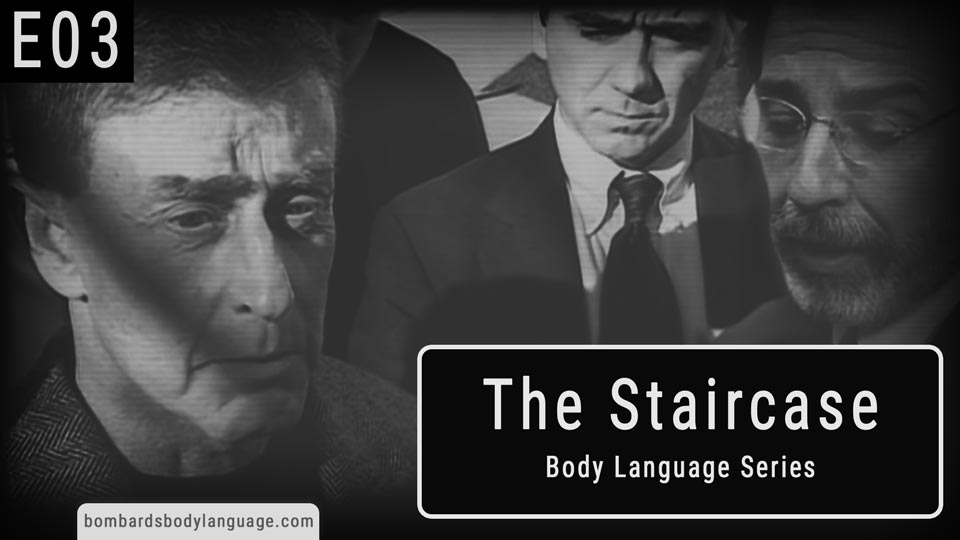 Body Language – The Staircase Series – Michael Peterson – E03