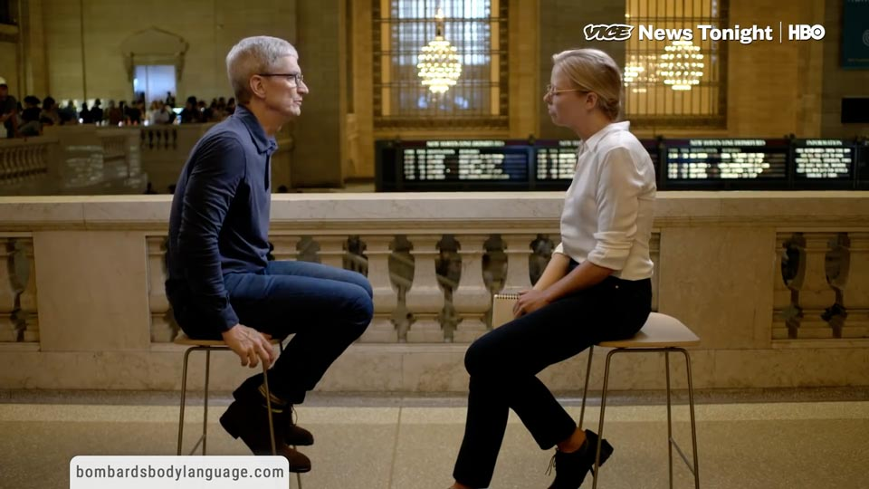 Body Language - Tim Cook (Full Version)