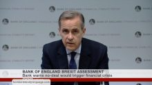 Body Language – Mark Carney Bank Of England Governor