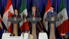 Body Language – G20 Summit 2018 Trump Stressed