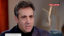 Body Language – Michael Cohen After Sentencing