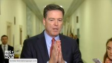 Body Language – James Comey Stand Up And Speak The Truth