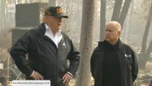 Body Language – California fires Gov. Brown