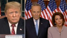 Body Language – Government Shutdown Trump Vs Chuck & Pelosi