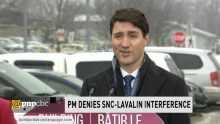 Body Language – Trudeau on SNC Lavalin Fraud Case