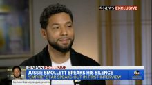 Body Language -Jussie Smollett Attack