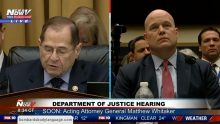 Body Language – Whitaker Vs Nadler Vs Jordan House Hearing