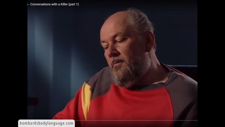 Body Language - Mob Hitman Richard Kuklinski AKA Iceman