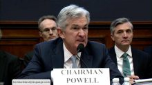 Body Language – Fed Chair Jerome Powell Before Congress