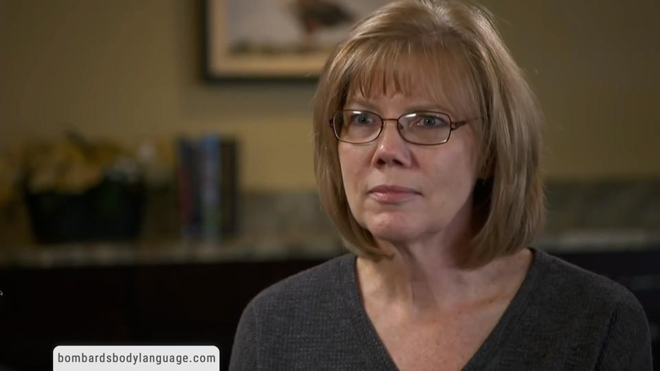 Body Language - Mom of Missing Colorado Woman Kelsey Berreth