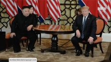 Body Language – Donald Trump Kim Jong-un Vietnam Summit