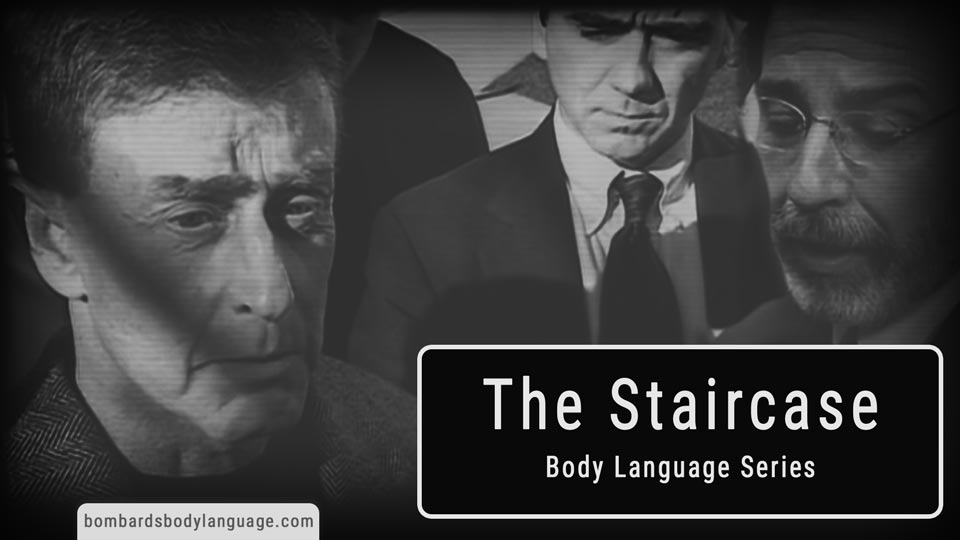 Body Language – The Staircase Series – Michael Peterson
