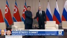 Body Language – Kim Jong Un & Vladimir Putin Meeting in Russia