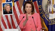Body Language – Pelosi & Clinton On Barr