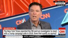 Body Language – James Comey Town Hall Spying