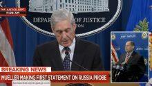 Body Language – Mueller & Nadler Press Conference