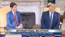 Body Language – Trump On Iran Strike