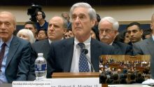 Body Language – Jim Jordan Vs Bob Mueller Congress