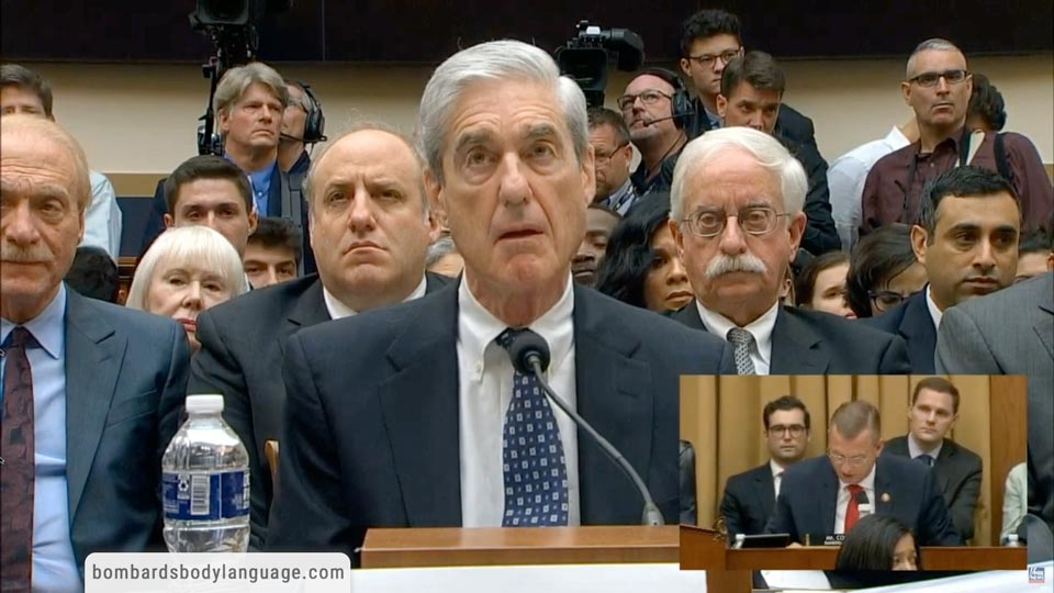 Body Language - Mueller Cognition In Congress