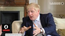 Body Language – Boris Johnson