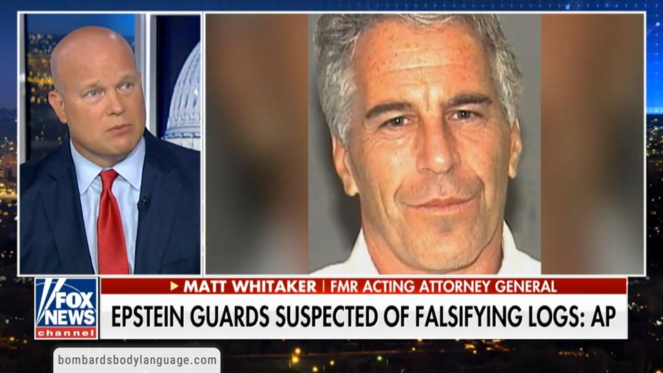 Body Language - Whitaker Epstein Update..