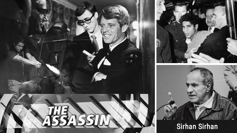 Body Language - Robert F Kennedy Assassination & Hypnosis