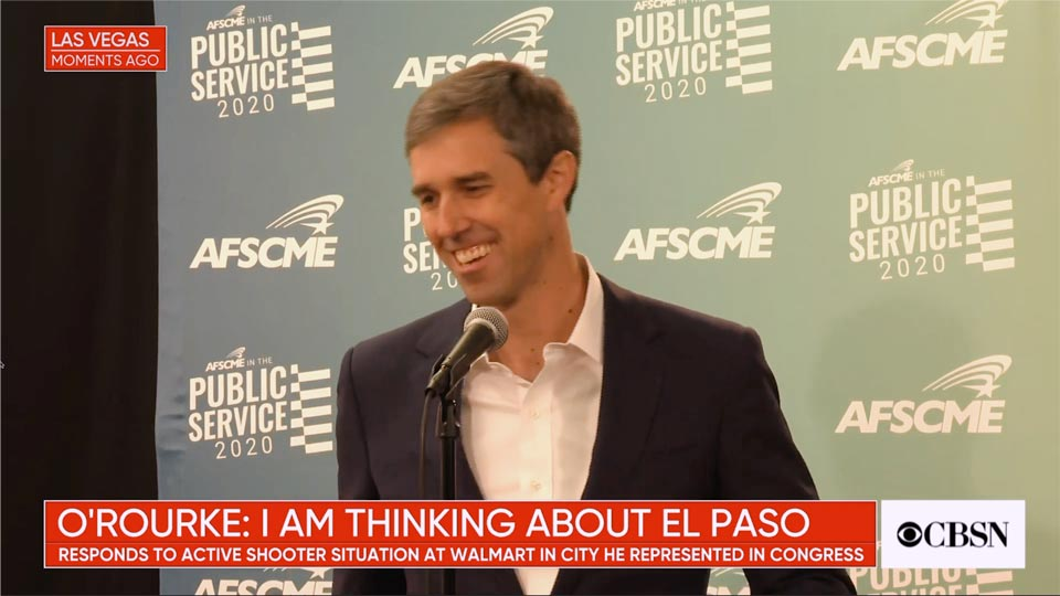 Body Language - Beta O'Rourke Laughter