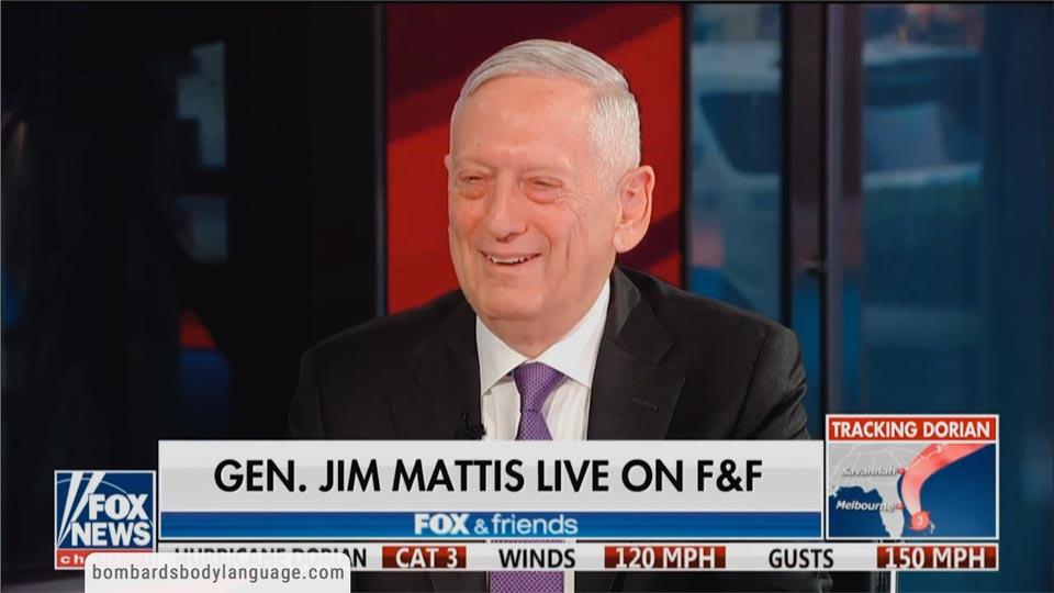 Body Language - James Mattis, Call Sign Chaos