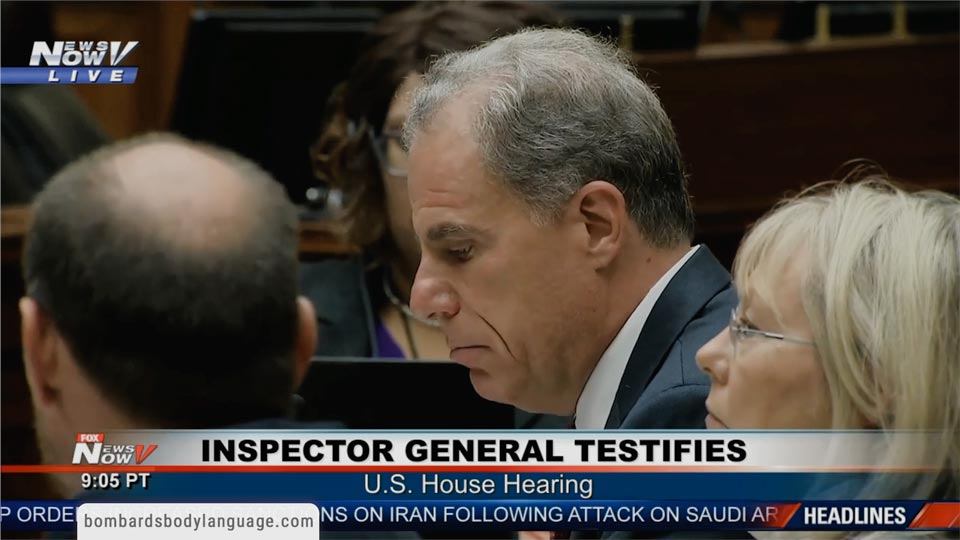 Body Language - Michael Horowitz IG Report