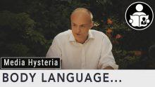 Body Language – Dominic Cummings & The Media Hysteria