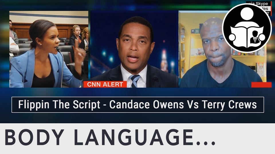 Body Language - Flippin The Script, Terry Crews Vs Candace Owens