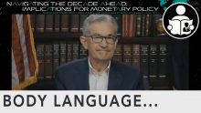 Body Language – Jerome Powell, Federal Reserve Inflation Goals