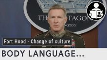 Body Language – Fort Hood Change Of Culture