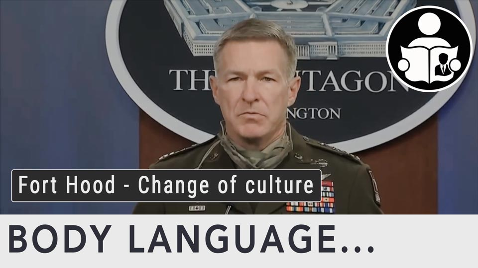 Body Language - Fort Hood Change Of Culture